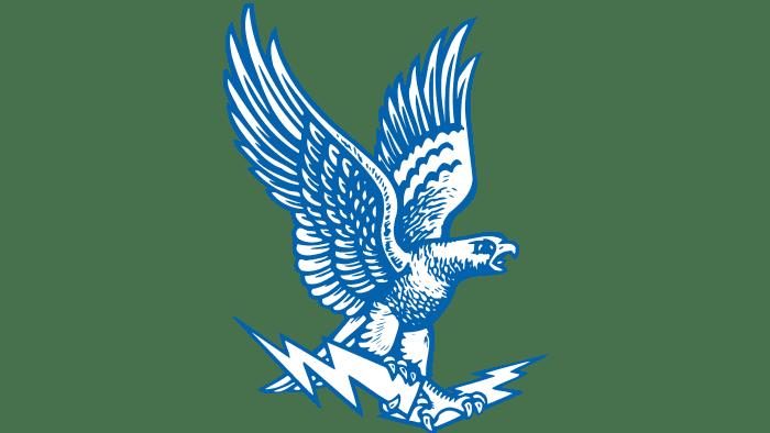 Air Force Falcons Logo 1963-1994
