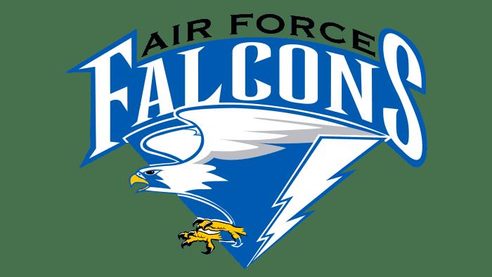 Air Force Falcons Logo 1995-2003