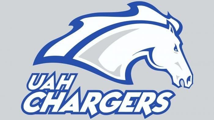 Alabama Huntsville Chargers Emblem