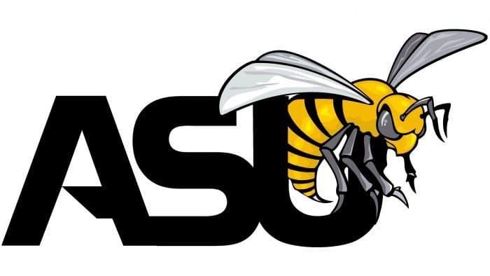 Alabama State Hornets Logo 1999-Present