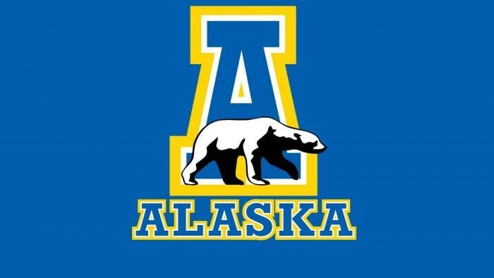 Alaska Nanooks Logo emblem