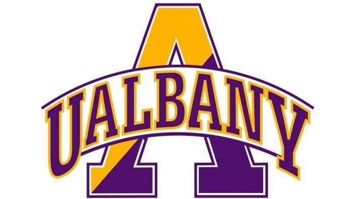Albany Great Danes Logo 2008-Present
