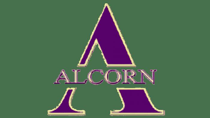 Alcorn State Braves Logo 1996-2003