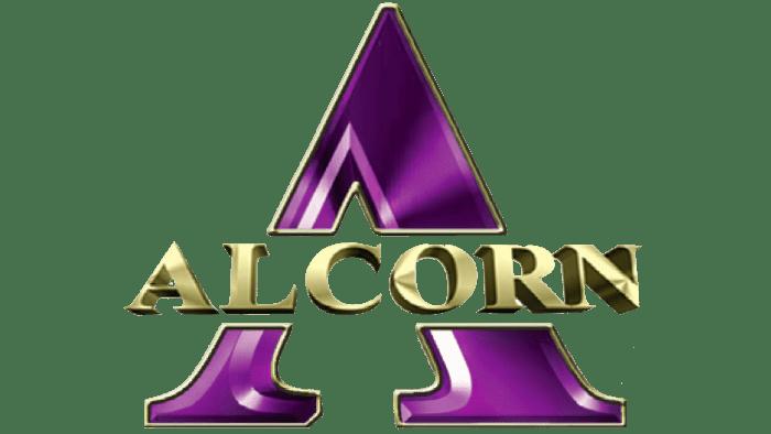 Alcorn State Braves Logo 2004-2016