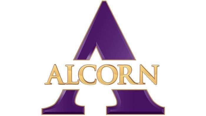 Alcorn State Braves Logo 2017-Present