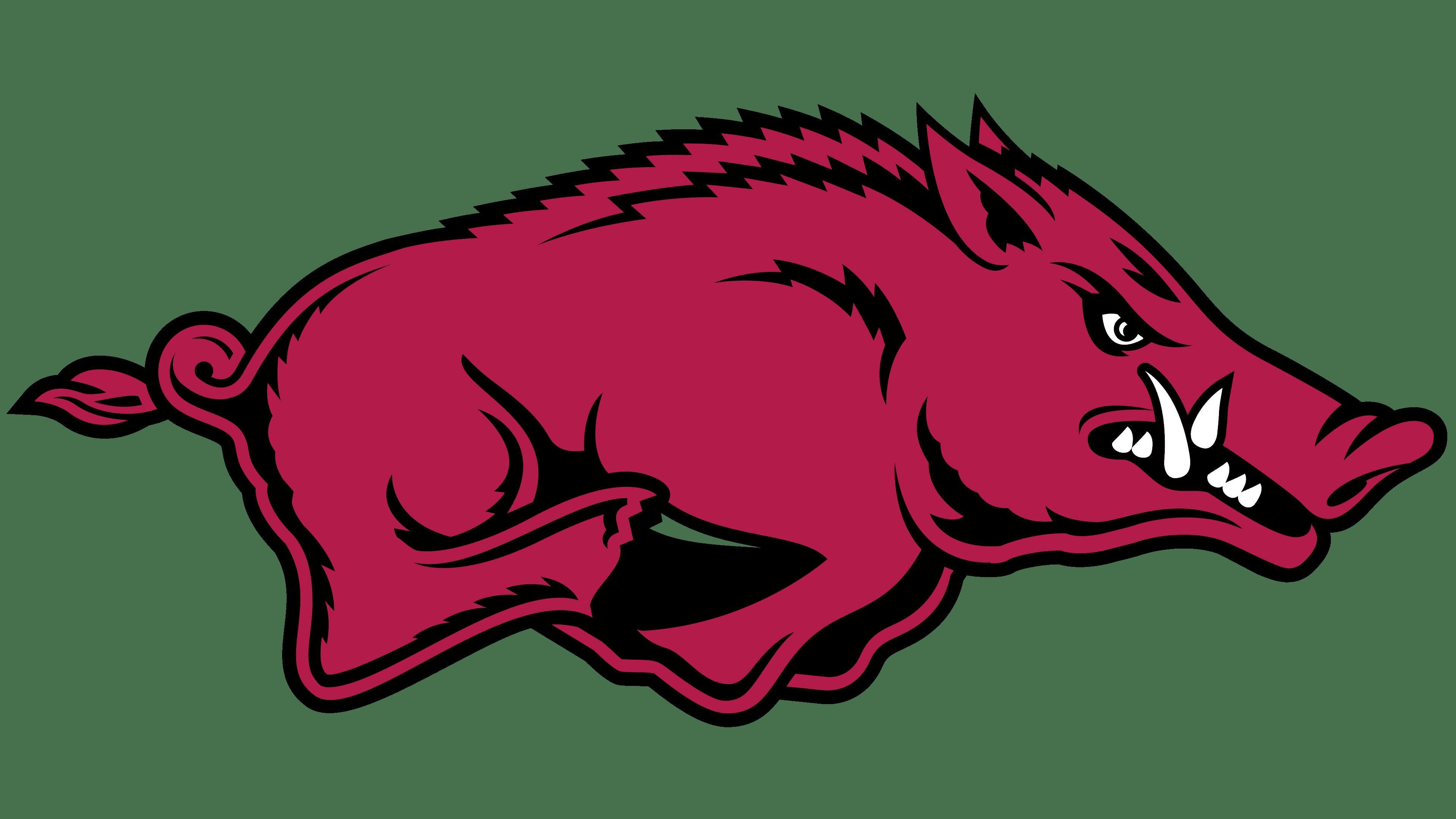 Arkansas Razorbacks Logo   The most famous brands and company ...