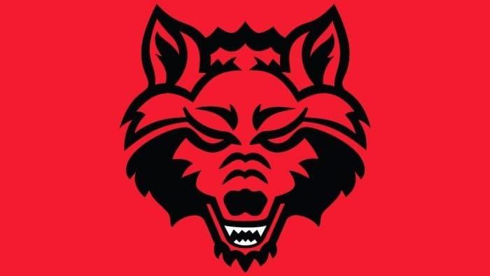 Arkansas State Red Wolves emblem