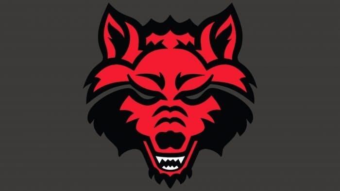 Arkansas State Red Wolves symbol