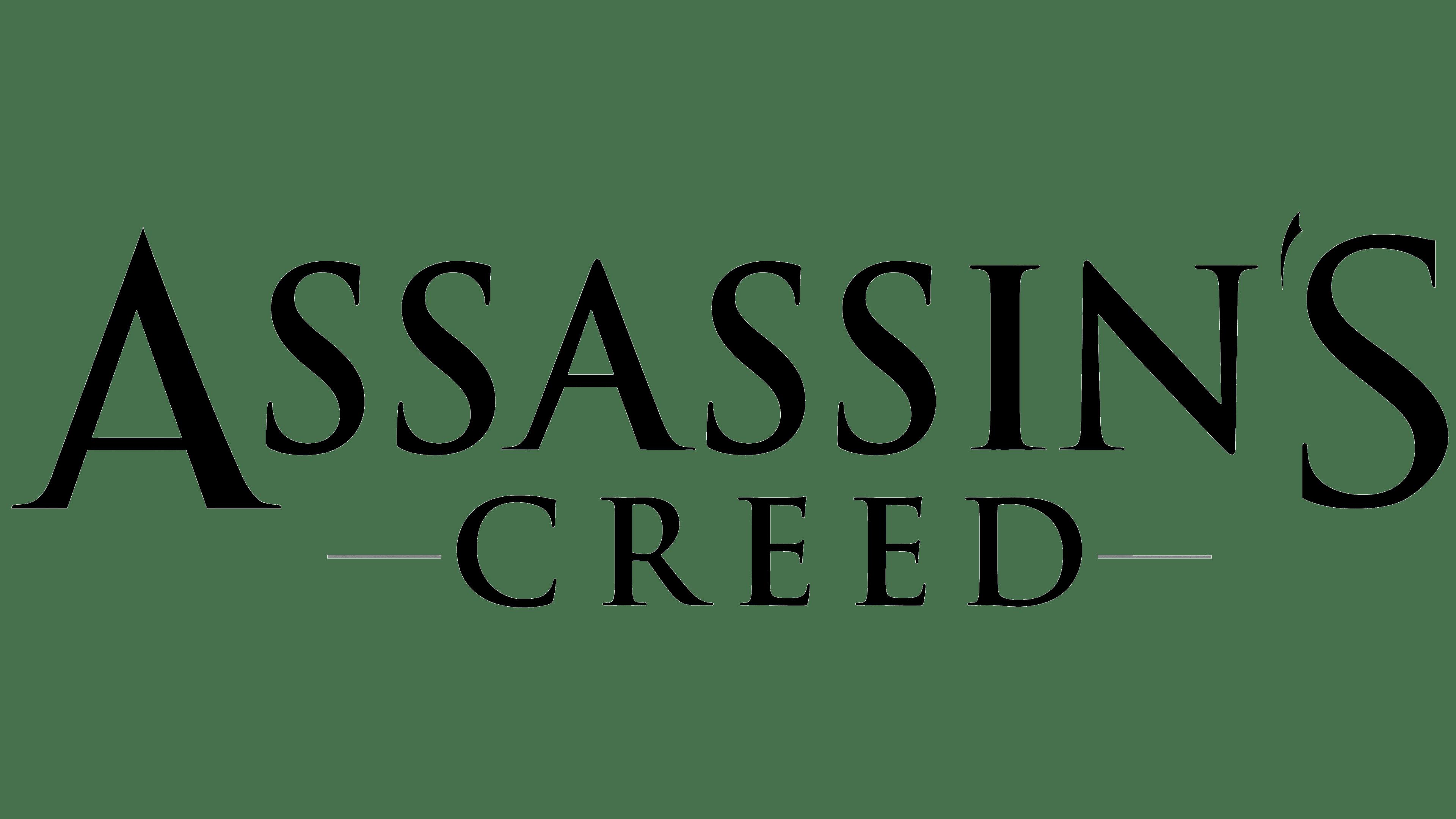 transparent background red assassins creed logo