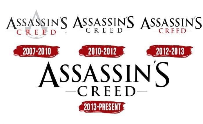 Assassin's Creed Logo History