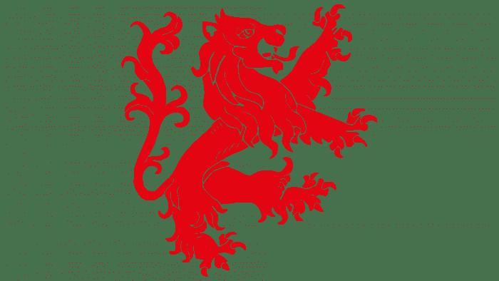 Aston Villa Logo 1880-1881