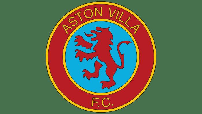 Aston Villa Logo 1990