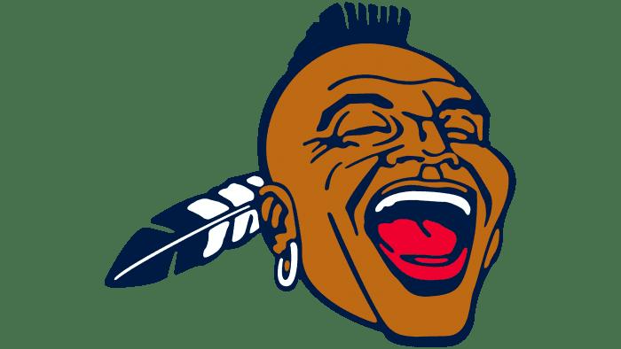 Atlanta Braves Logo 1966-1967