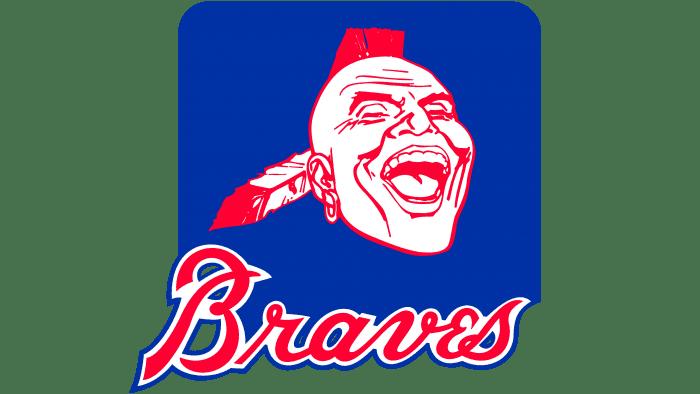 Atlanta Braves Logo 1985-1986