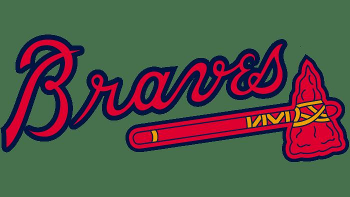 Atlanta Braves Logo 2018-Present