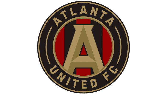 Atlanta United Logo 2017-present
