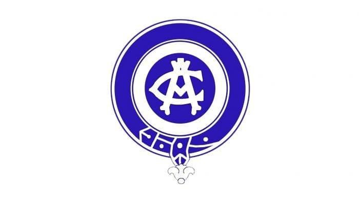 Atletico Madrid Logo 1903-1911