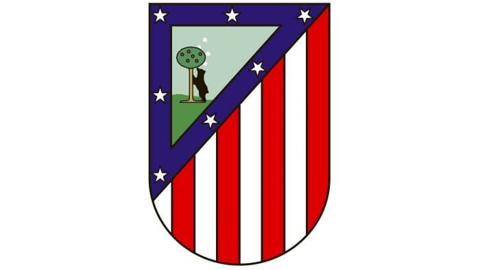 Atletico Madrid Logo 1917-1939