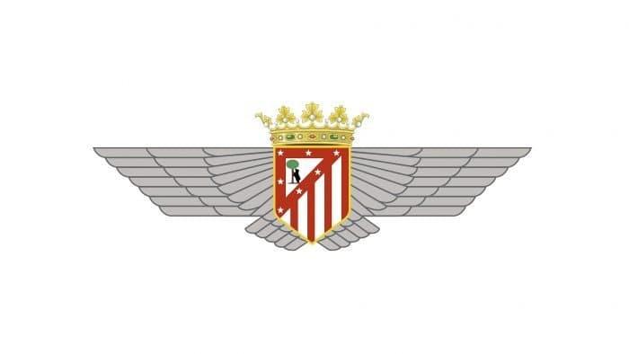 Atletico Madrid Logo 1941-1942