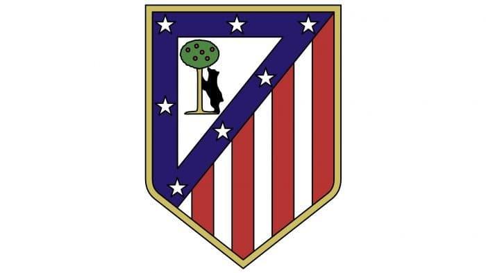 Atletico Madrid Logo 1947-1950