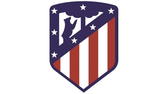Atletico Madrid Logo 2017-Present