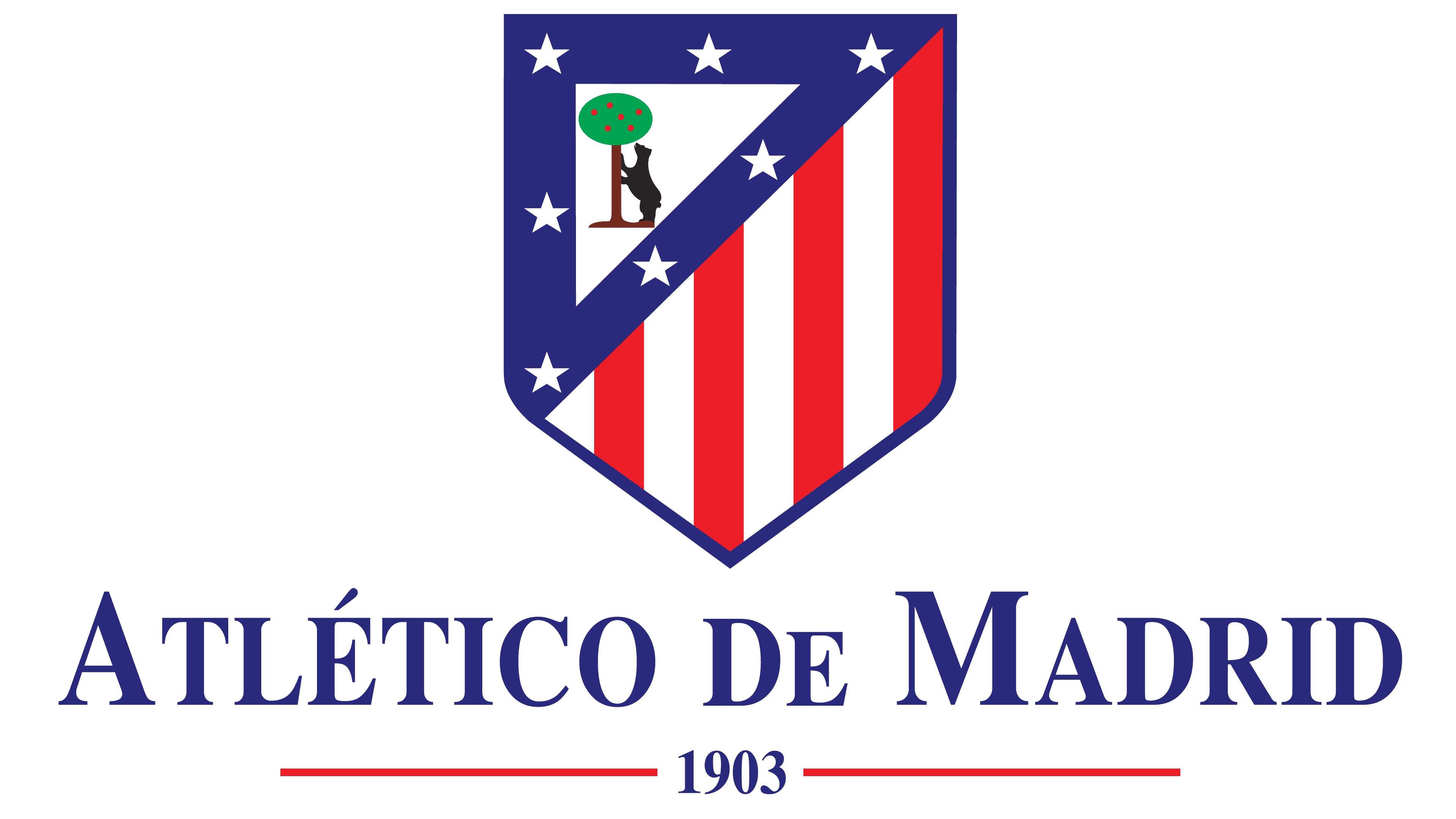 Atletico Madrid Logo The Most Famous Brands And Company Logos In The World