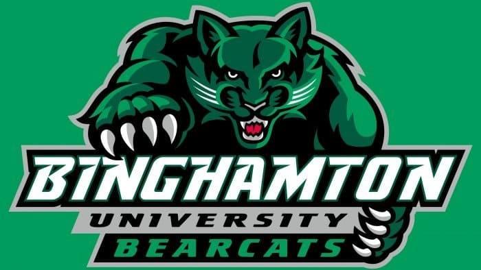 Binghamton Bearcats emblem
