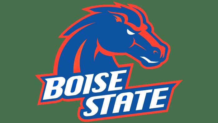 Boise State Broncos Logo 2002-2012
