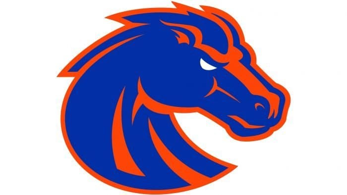 Boise State Broncos Logo 2013-Present