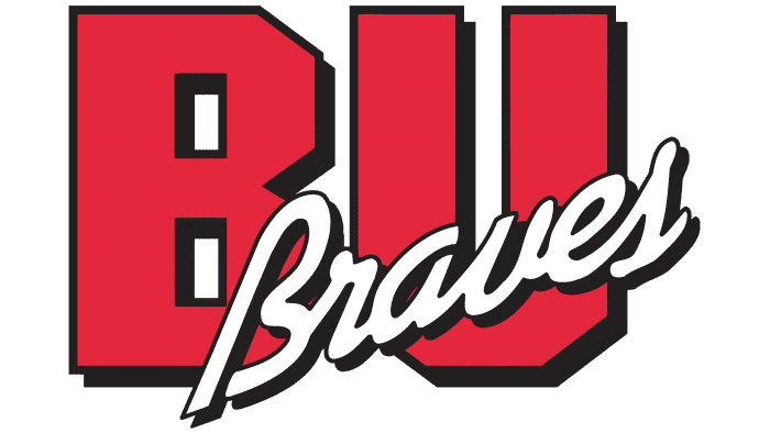 Bradley Braves Logo 1989-2011