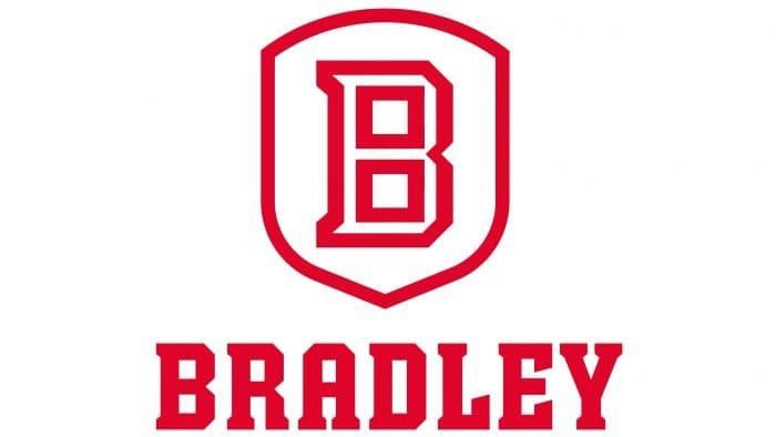 Bradley Braves Logo 2012-Present