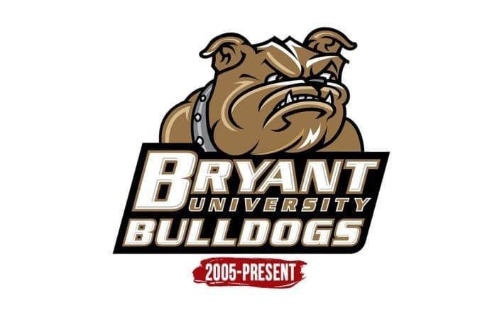 Bryant Bulldogs Logo History