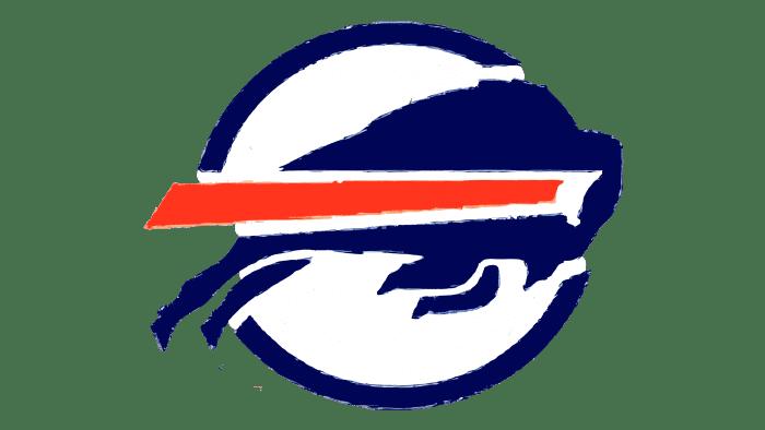 Bucknell Bison Logo 1990-2001
