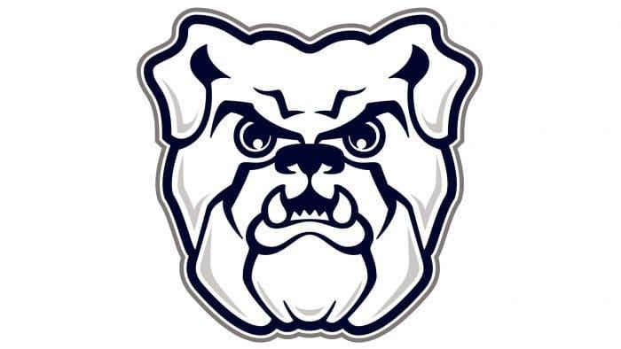 Butler Bulldogs Logo 2015-Present