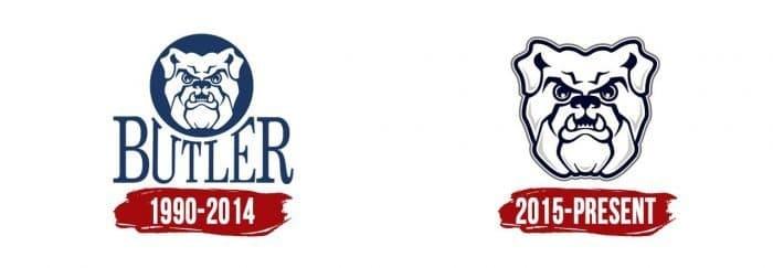 Butler Bulldogs Logo History
