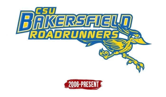 CSU Bakersfield Roadrunners Logo History