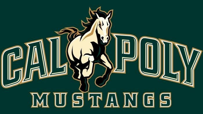 Cal Poly Mustangs Emblem