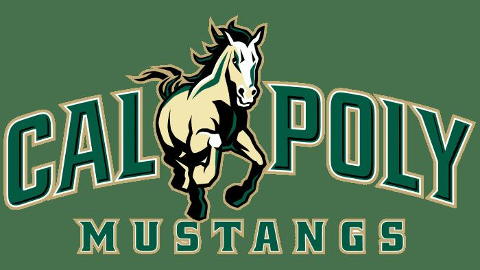 Cal Poly Mustangs Logo 1999-2006