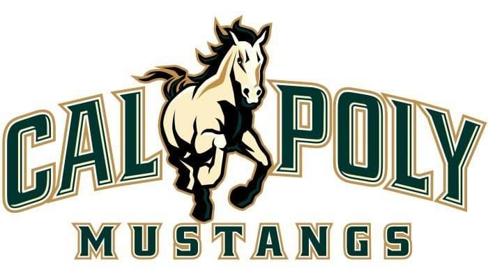 Cal Poly Mustangs Logo 2007-Present