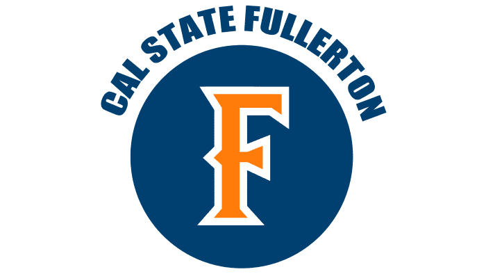 Cal State Fullerton Titans Logo 1992-1999