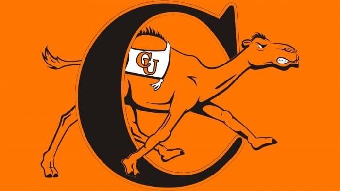 Campbell Fighting Camels Emblem