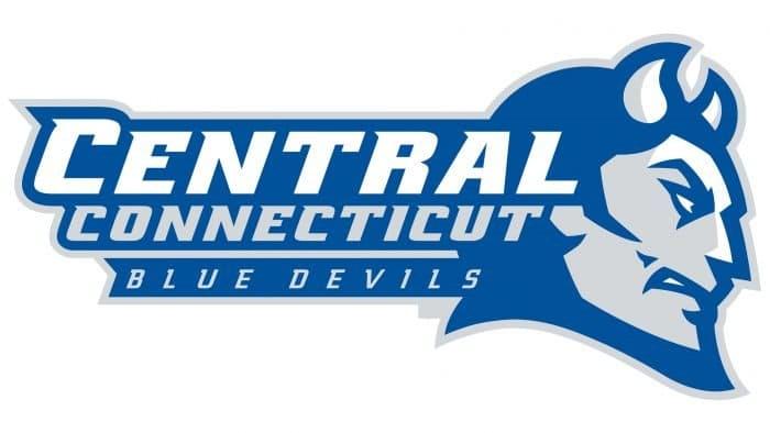 Central Connecticut Blue Devils Logo 2011-Present