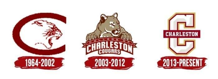 Charleston Cougars Logo History