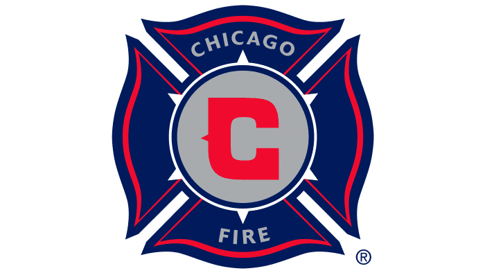 Chicago Fire Logo 1998-present