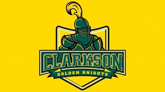 Clarkson Golden Knights Emblem