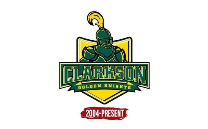 Clarkson Golden Knights Logo History
