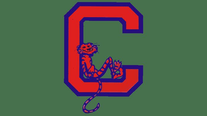 Clemson Tigers Logo 1951-1964