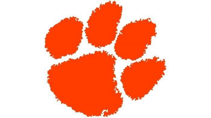Clemson Tigers Logo 1977-Present