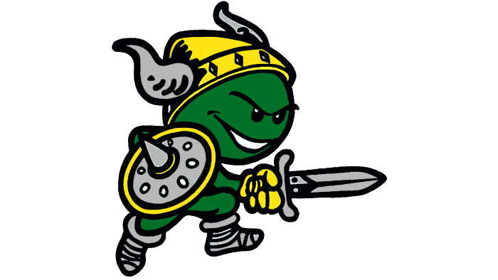 Cleveland State Vikings Logo 1982-2005