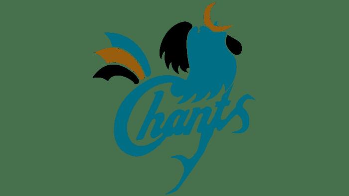 Coastal Carolina Chanticleers Logo 1995-2001